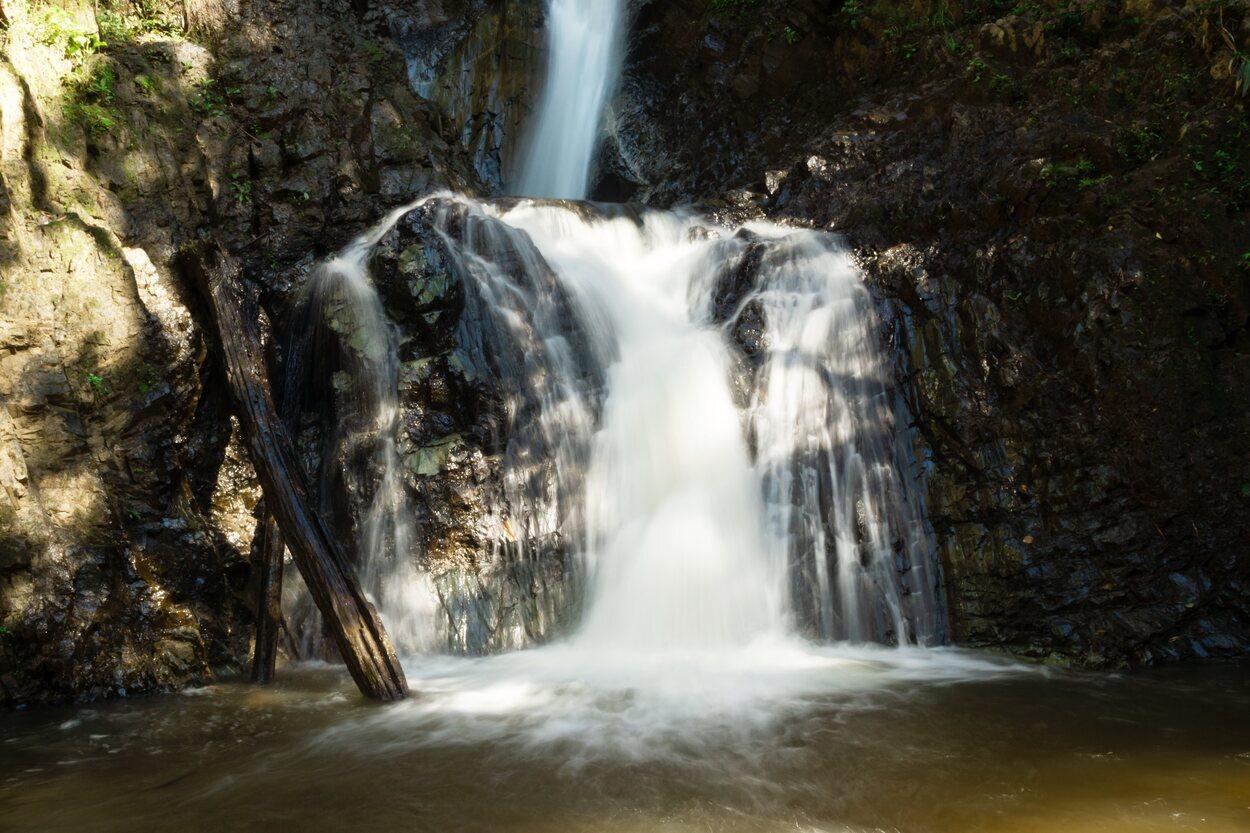 Las cascadas son otro lugar de interés cultural que no te puedes perder