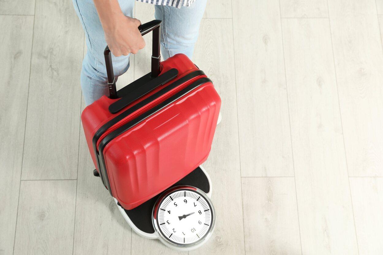 Es imprescindible conocer el peso y medidas del equipaje de mano