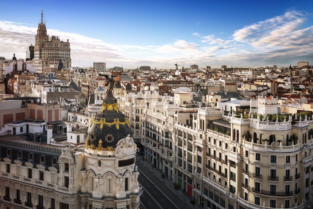 El Barrio de Las Letras es el más mágico de Madrid
