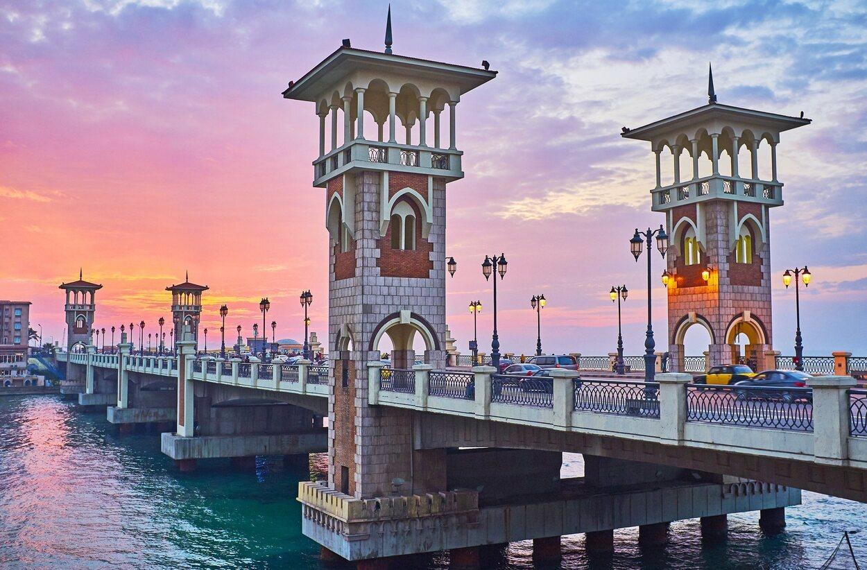 Puente de Alexandría