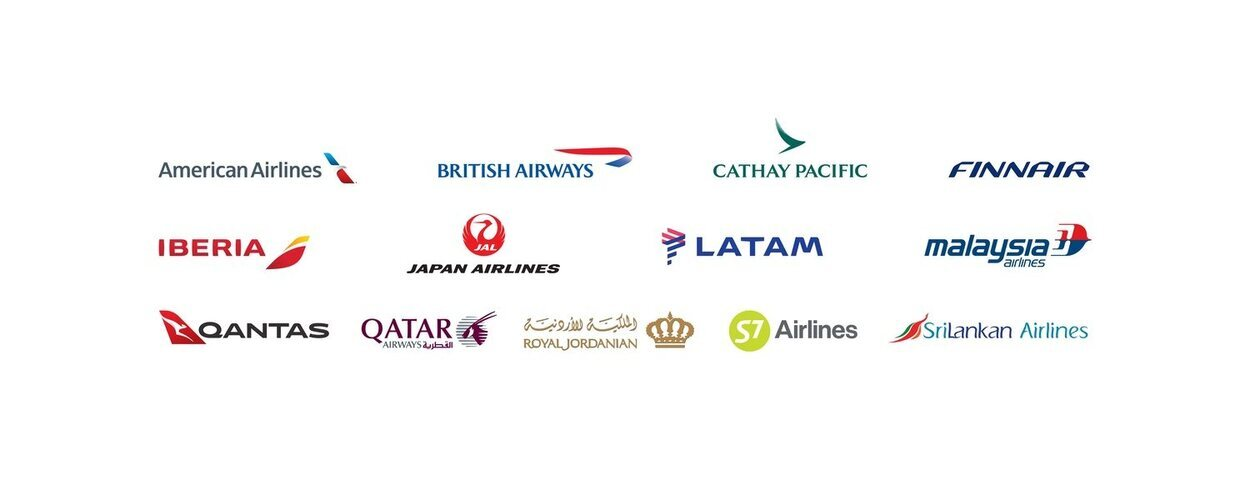 Las aerolíneas de la alianza Oneworld
