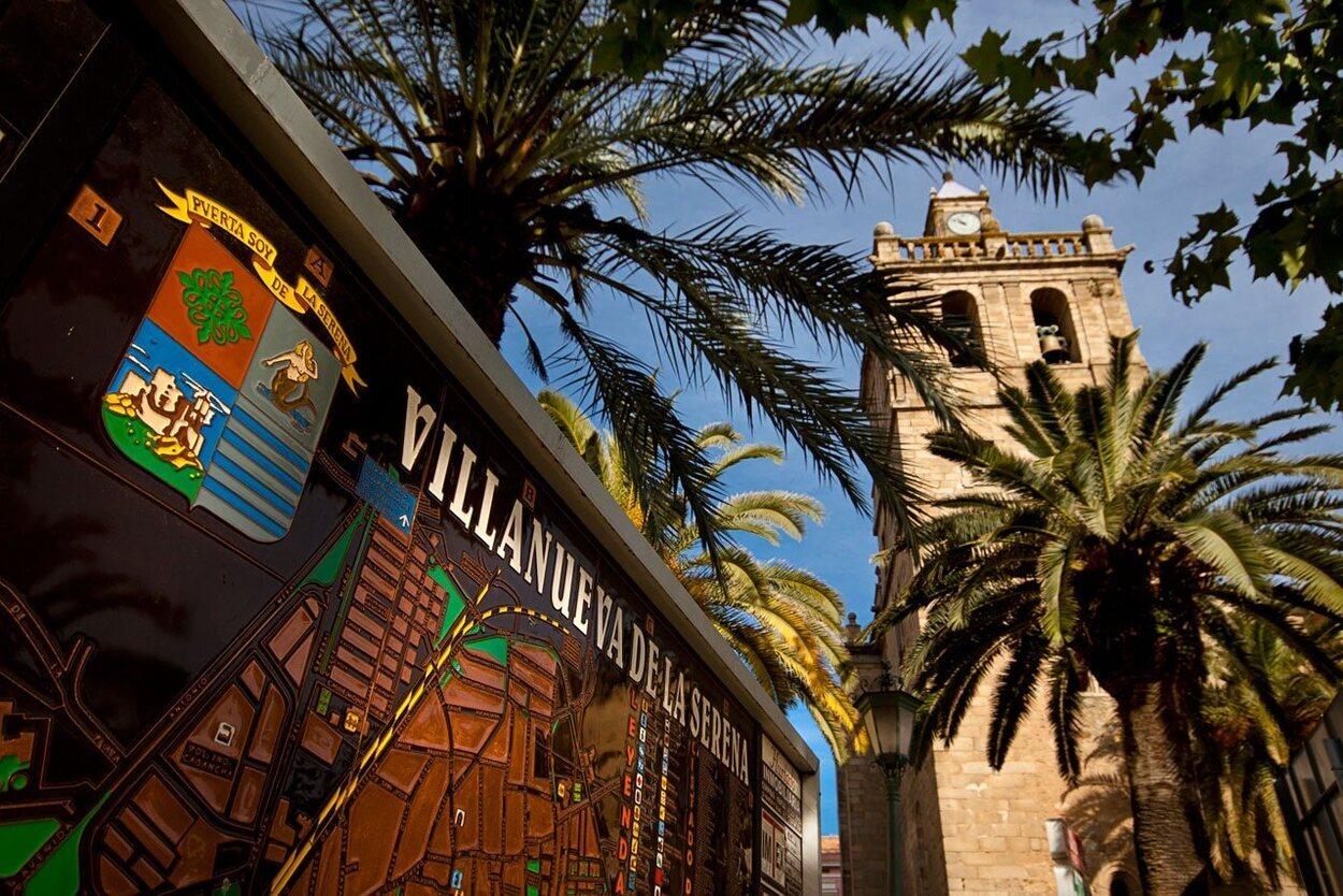 Villanueva de la Serena es la cuna de Pedro de Valdivia | Foto: Turismo Villanueva de la Serena