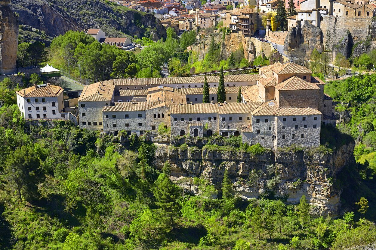 El convento de San Pablo es uno de los enclaves turísticos más llamativos