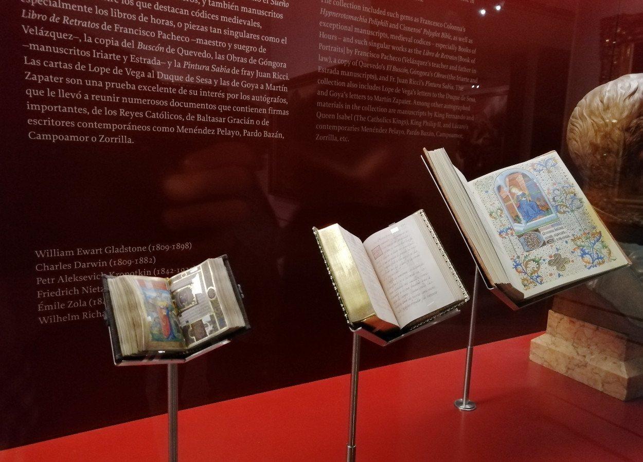José Lázaro Galdiano fue también un gran bibliófilo