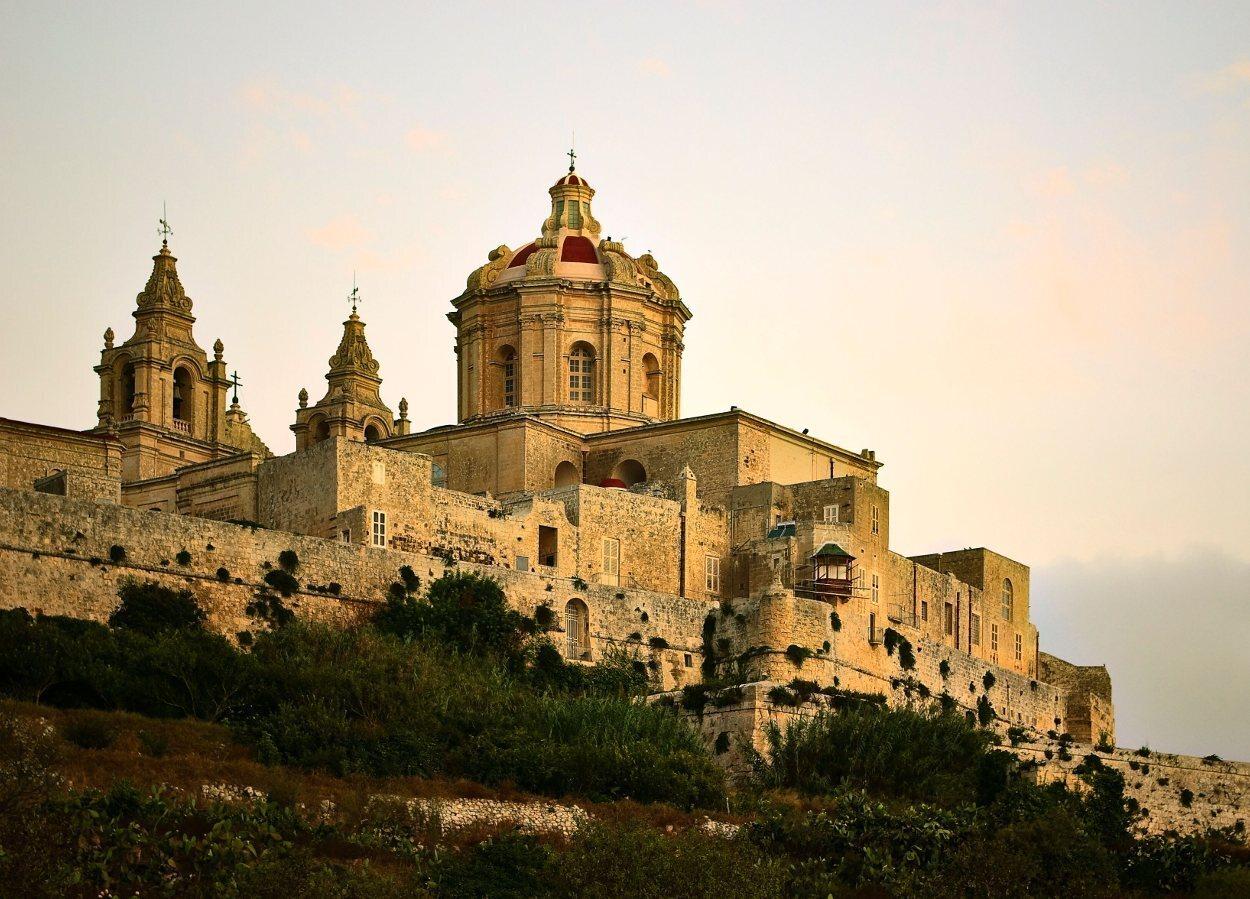 Mdina y su catedral son un imprescindible en la visita a Malta