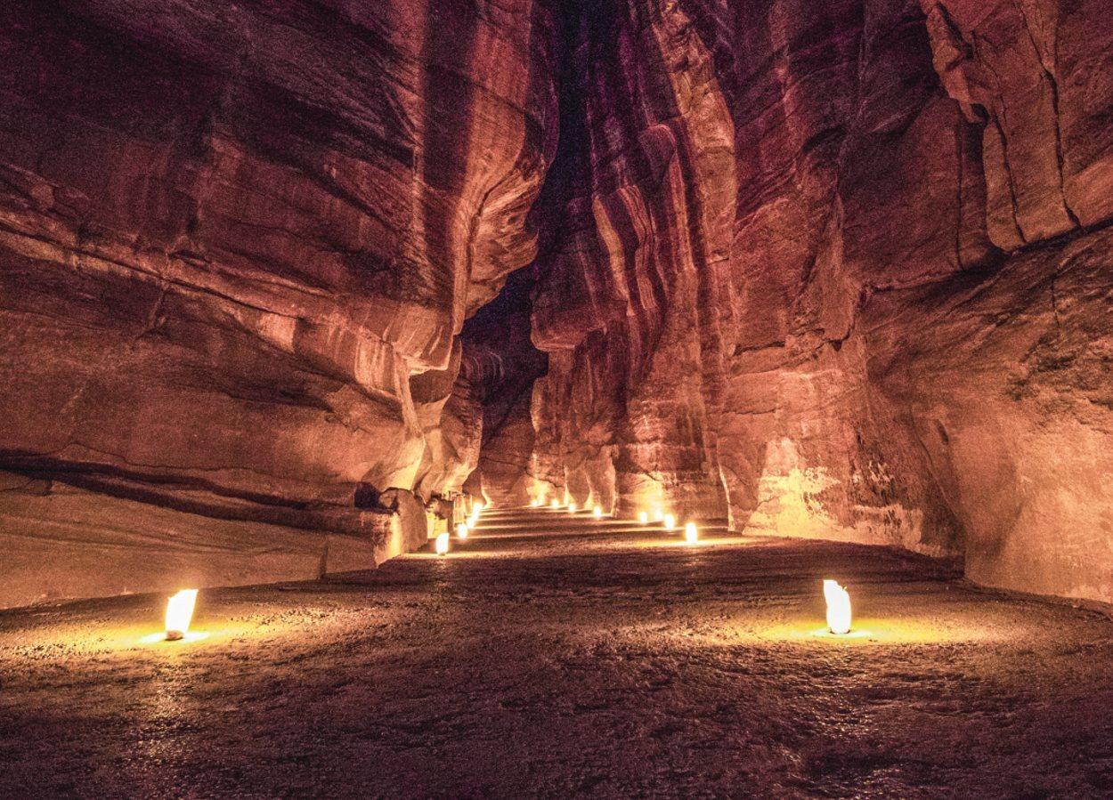 La magia de Petra procede de su orientación astronómica
