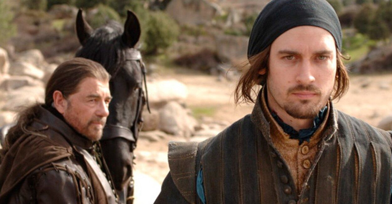Fotograma de la película 'Miguel y William'
