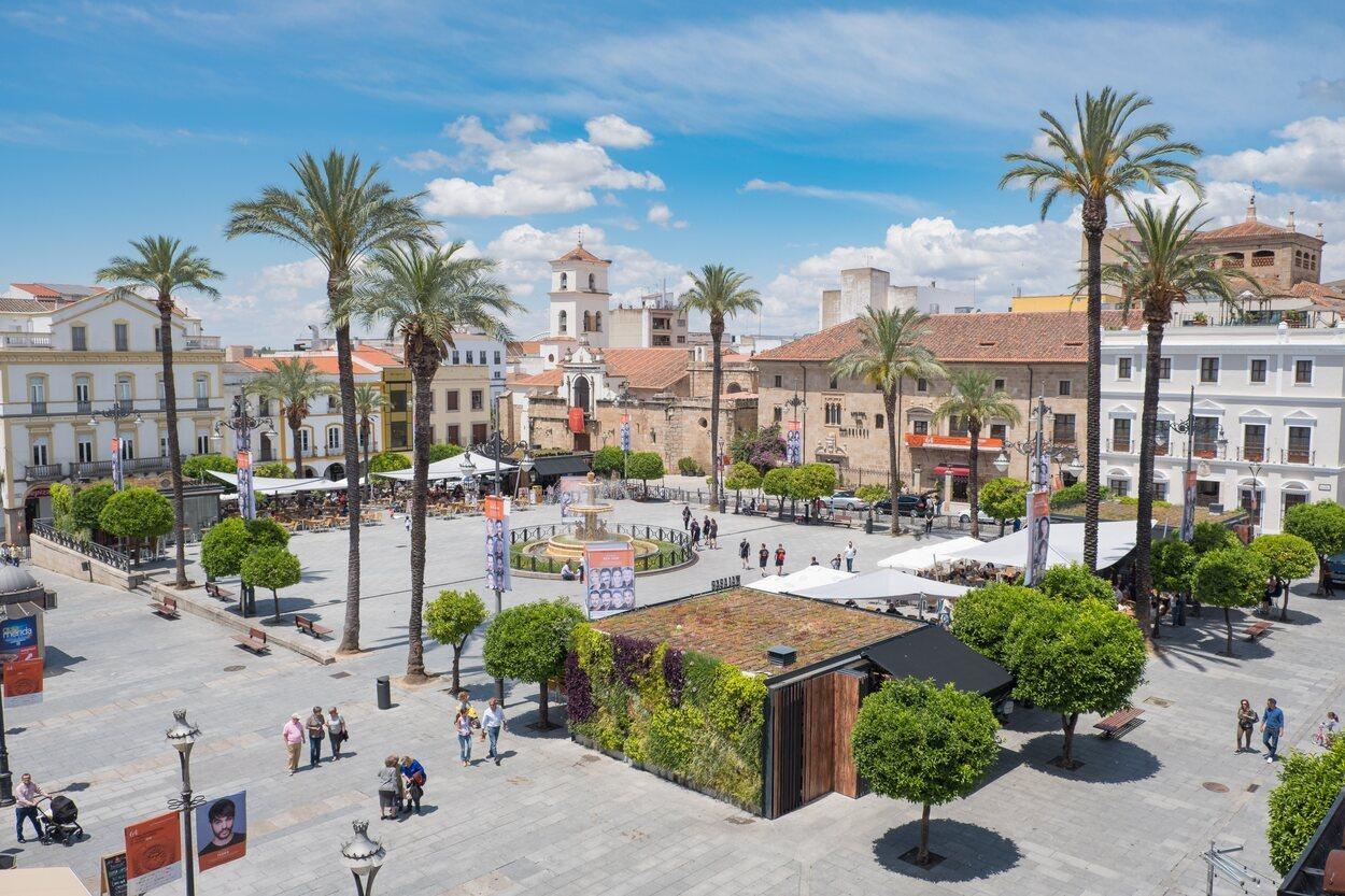 La plaza recibe este nombre desde los Reyes Católicos