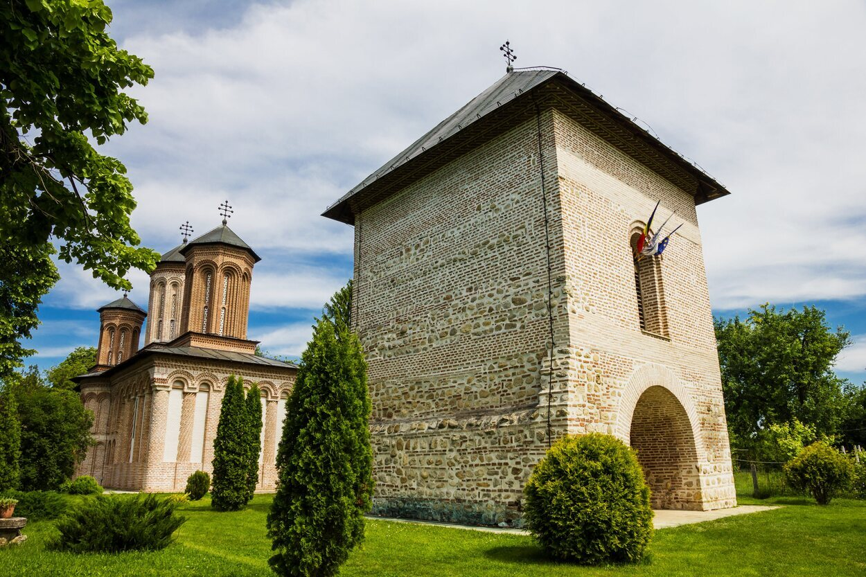 Vistas del monasterio