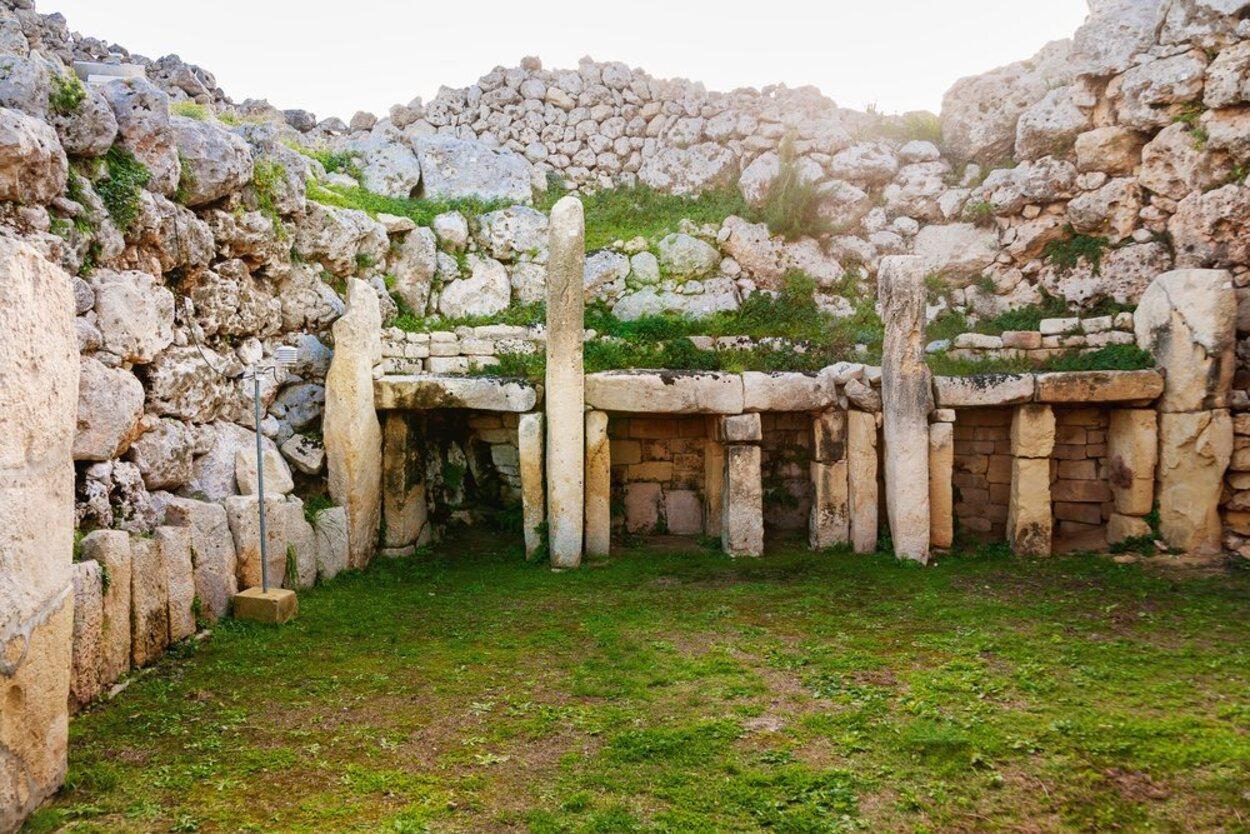 Los Templos de Ggantija merecen ser visitados por su importancia y antigüedad