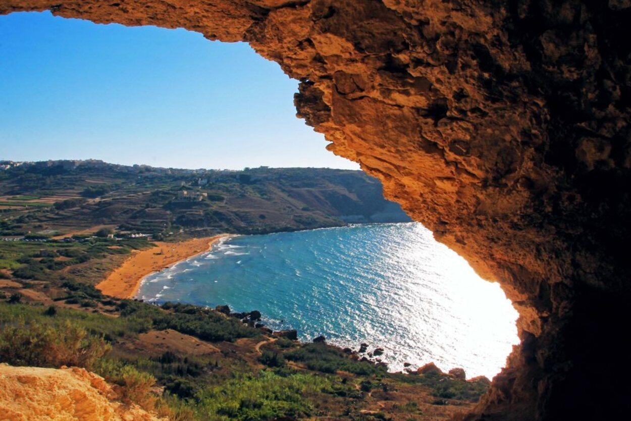 En la Cueva del Calypso se pueden apreciar unas vistas espectaculares