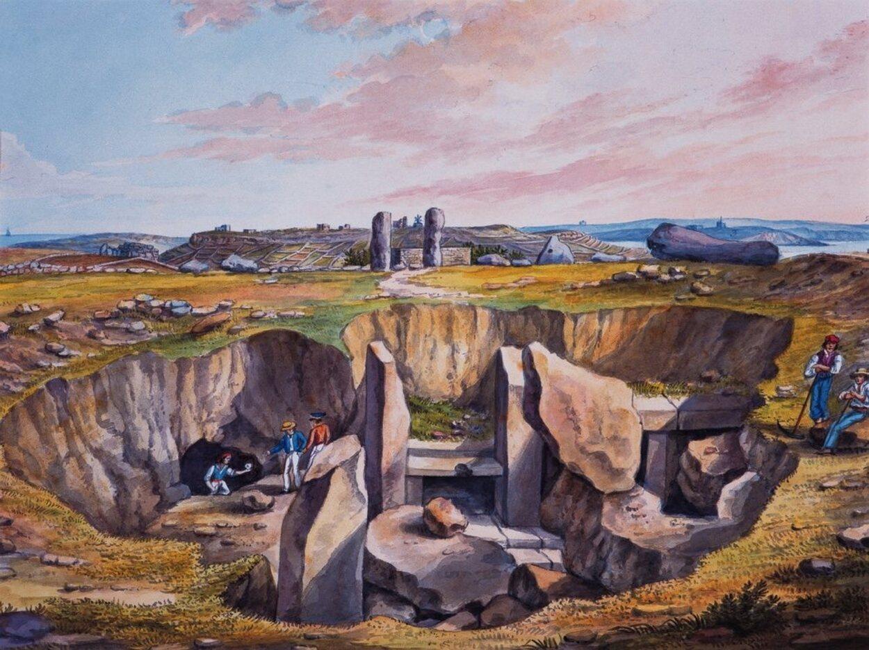 Gracias a este lugar de enterramiento se ha podido saber mucho sobre prehistoria