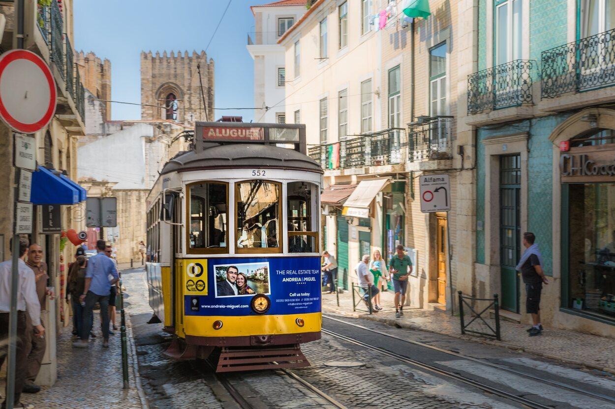 Es el medio de transporte más usado por los turistas y ciudadanos