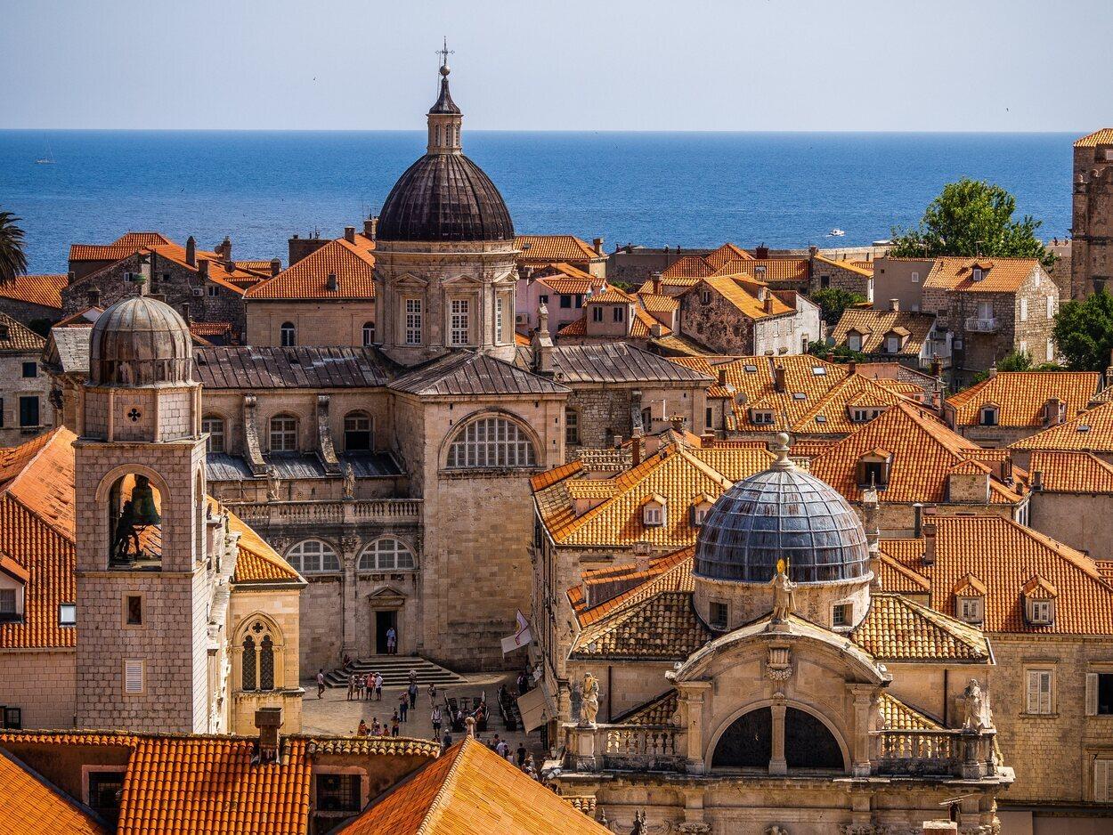 Los tejados de Dubrovnik