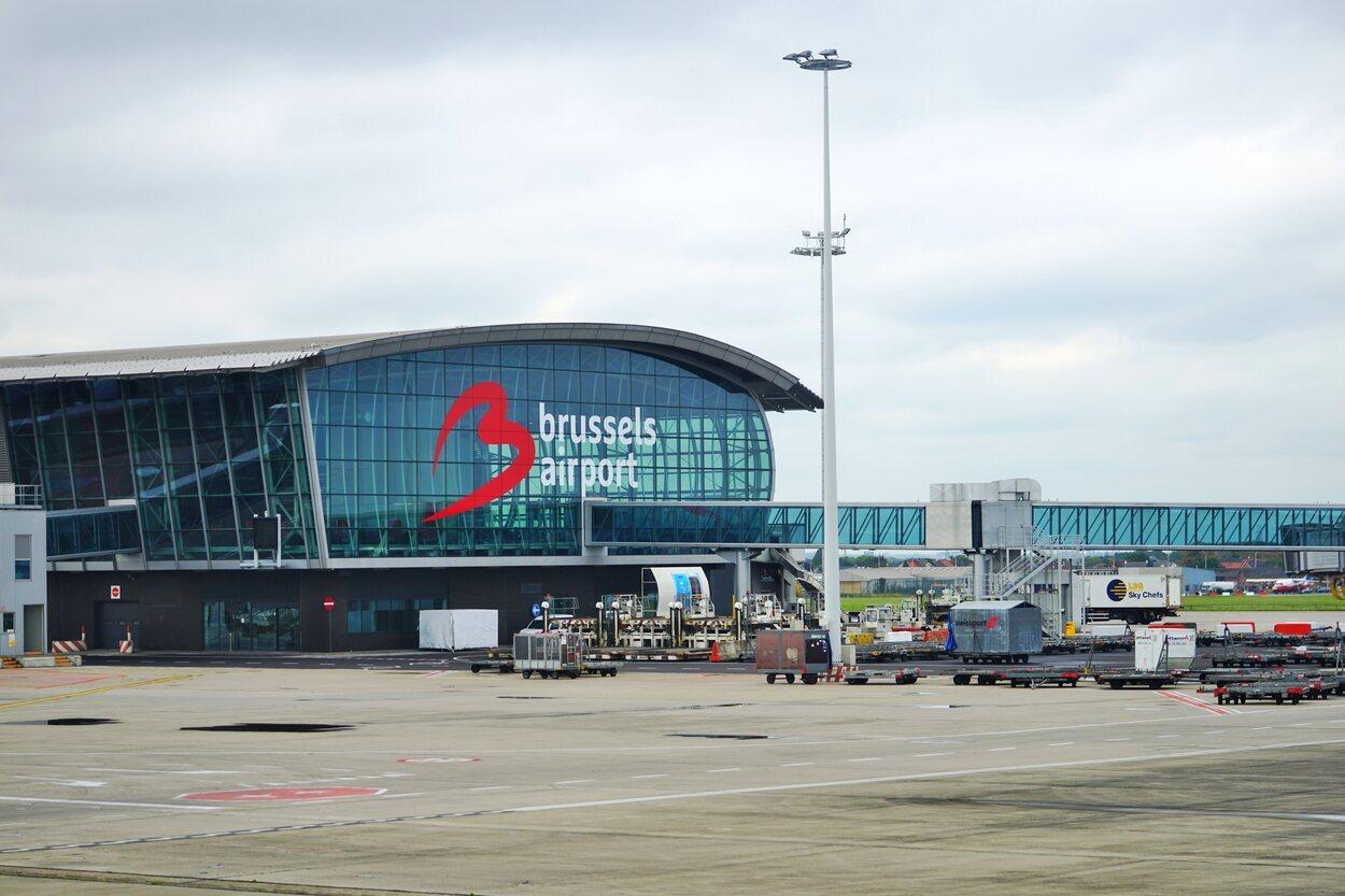 Brussels Airlines tiene su sede en el aeropuerto de Bruselas