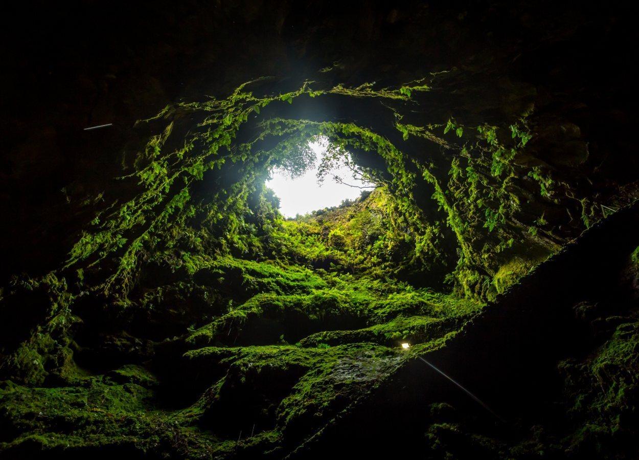 El verde es el color que inunda los rincones de Azores