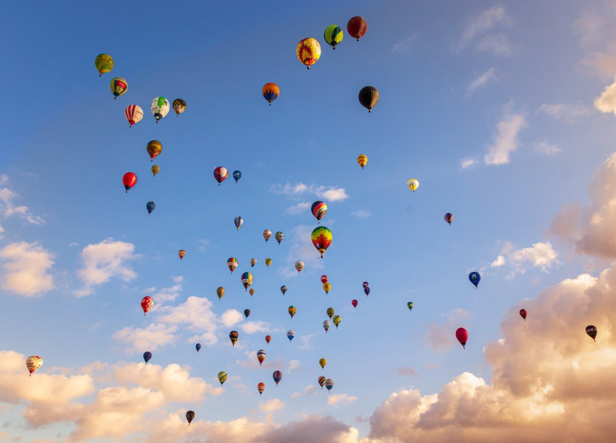 Desde Manacor despegan los vuelos en globo que recorren Mallorca