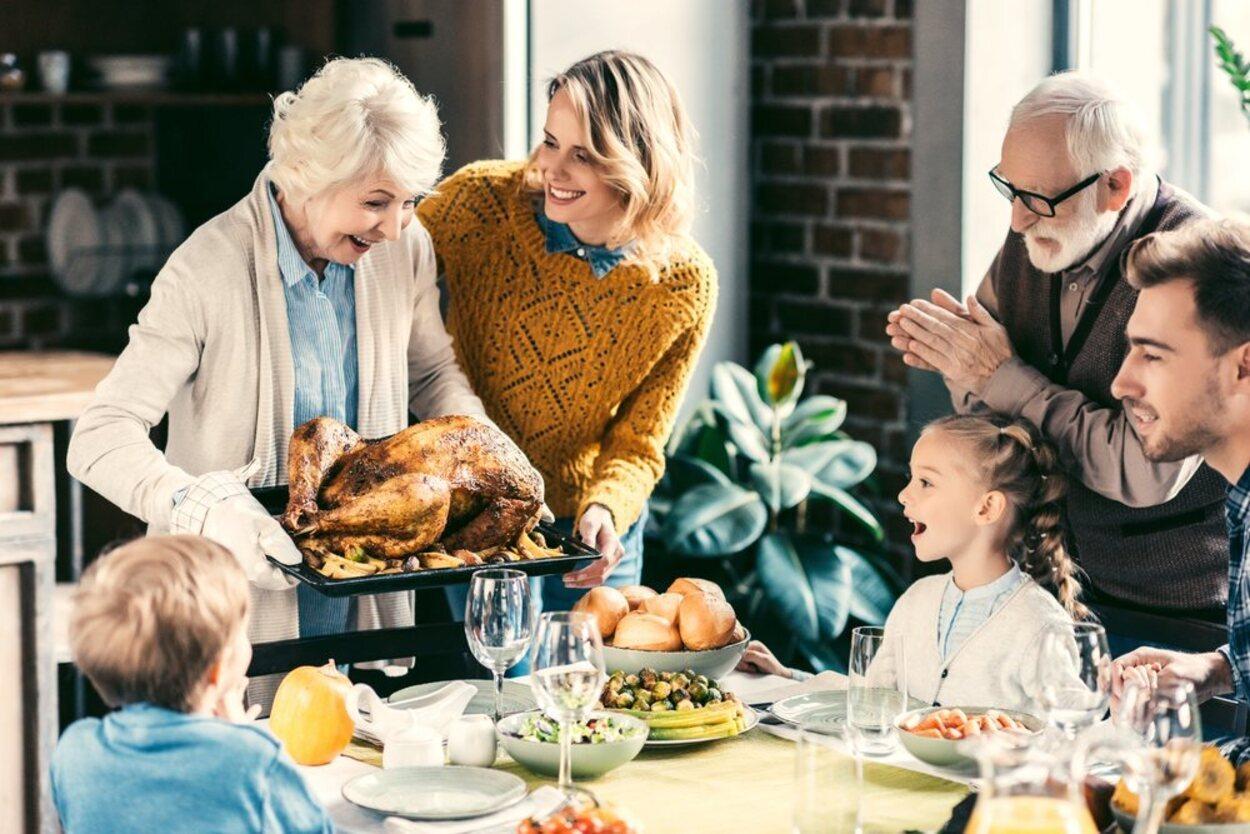 Thanksgiving Day es una fecha muy señalada y especial en varios países