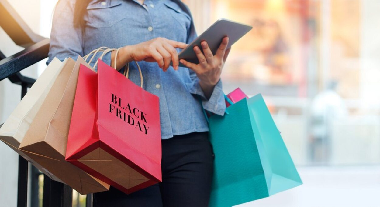 Aprovecha el Black Friday para comprar con muchos descuentos