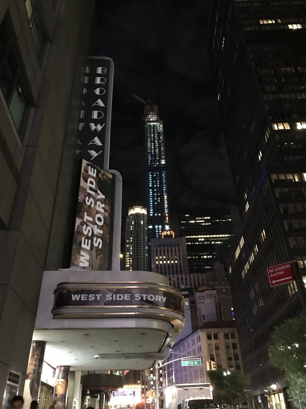En Times Square se pueden ver los diferentes teatros de Broadway |Foto: Miriam R. Nogal