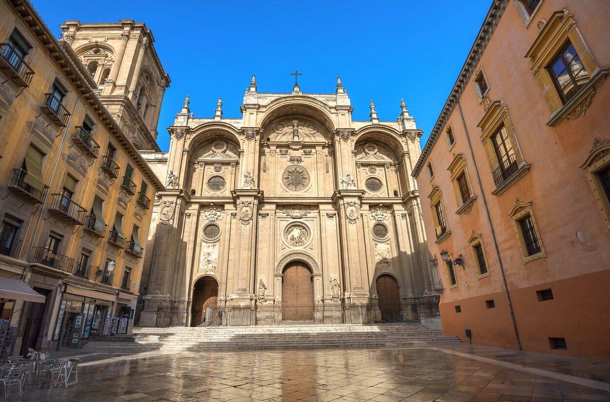 La Catedral de Granada tiene una impresionante arquitectura