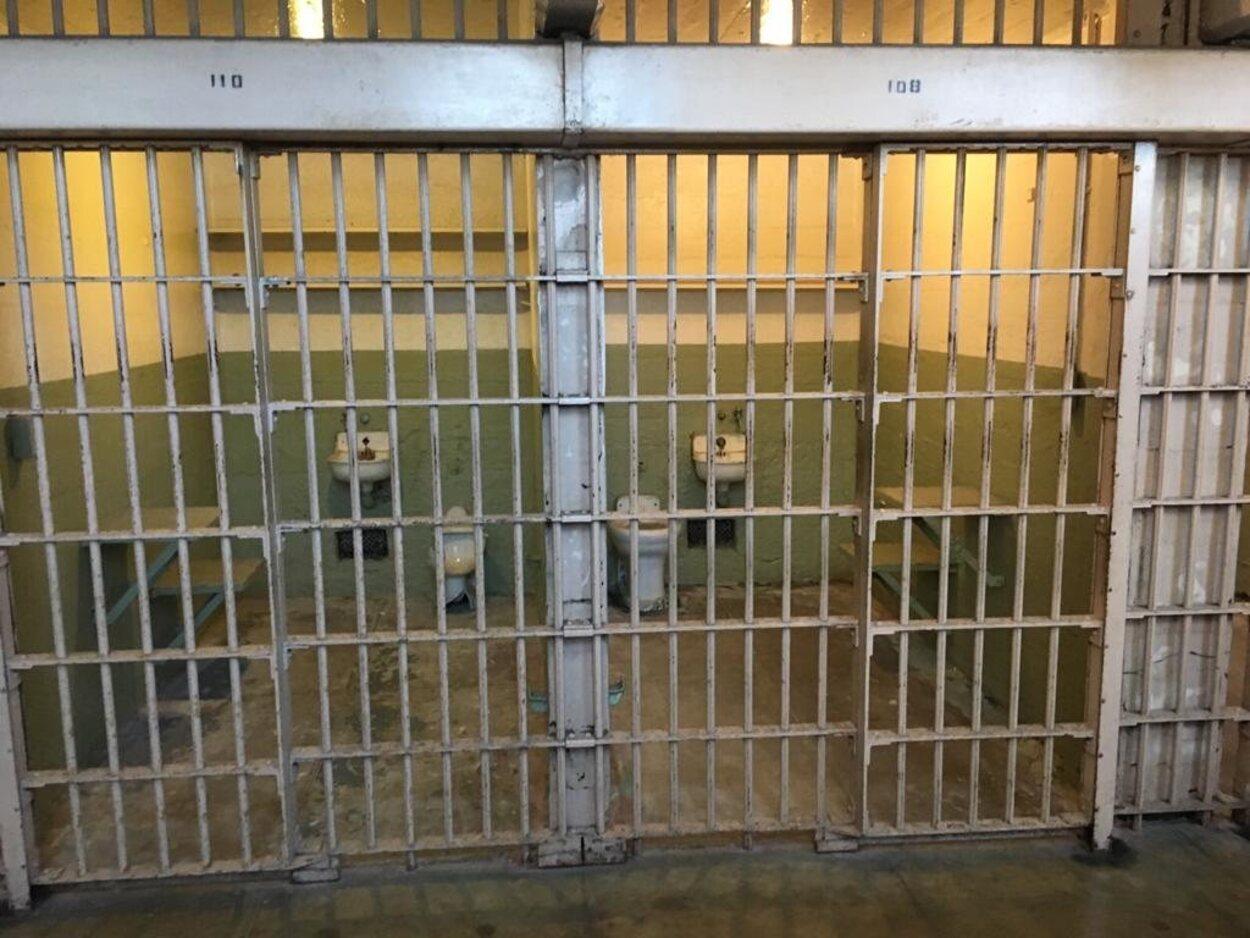 En la visita se pueden apreciar cómo eran las celdas por dentro