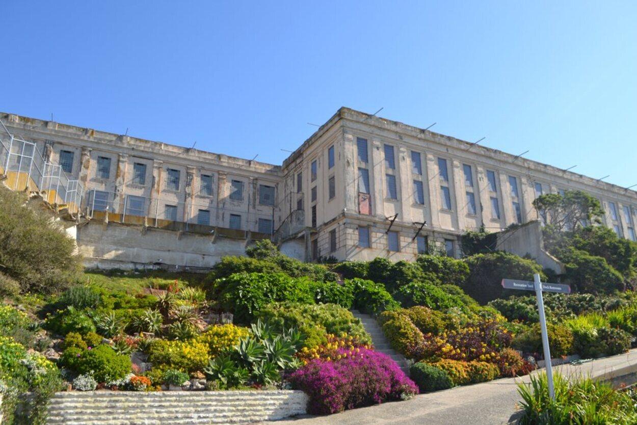 La cárcel de Alcatraz fue una de las más temidas en su época