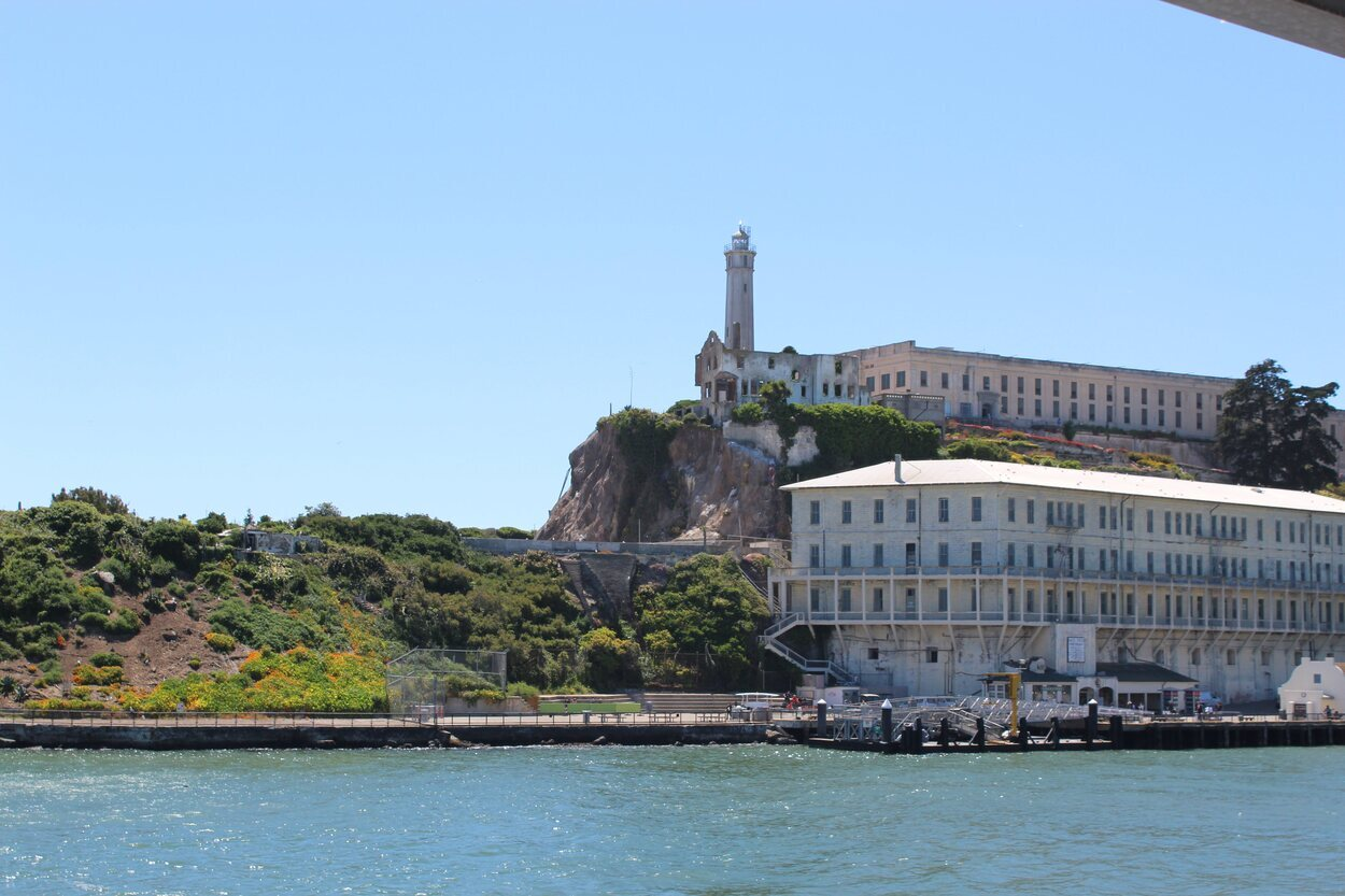 La isla se utilizó para distintas funciones en el pasado
