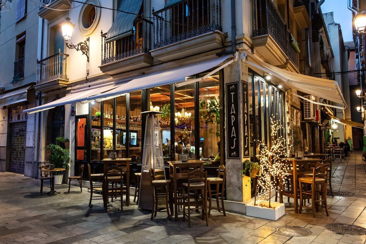 Granada es una ciudad en la que se suele comer muy bien y barato