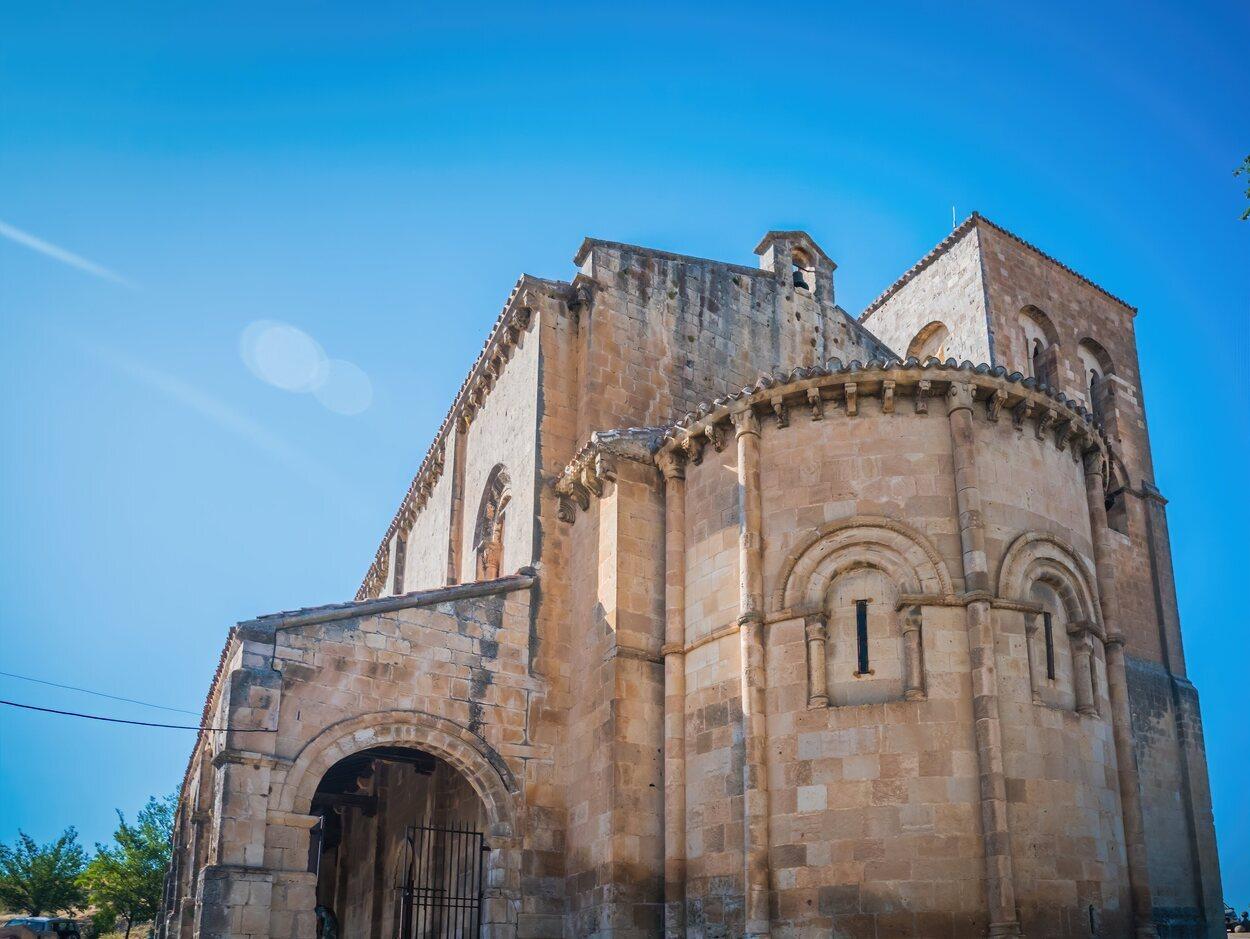La Iglesia del Salvador está declarada Bien de Interés Cultural