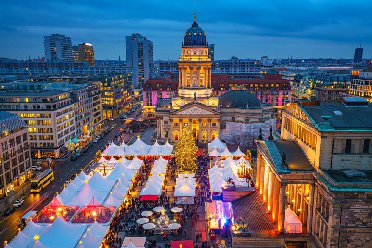 En Berlín son incontables las ofertas de entretenimiento en Navidad