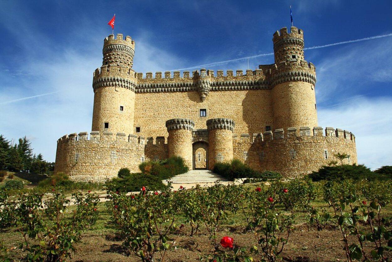 El Castillo de Manzanares El Real es un clásico de la Comunidad de Madrid
