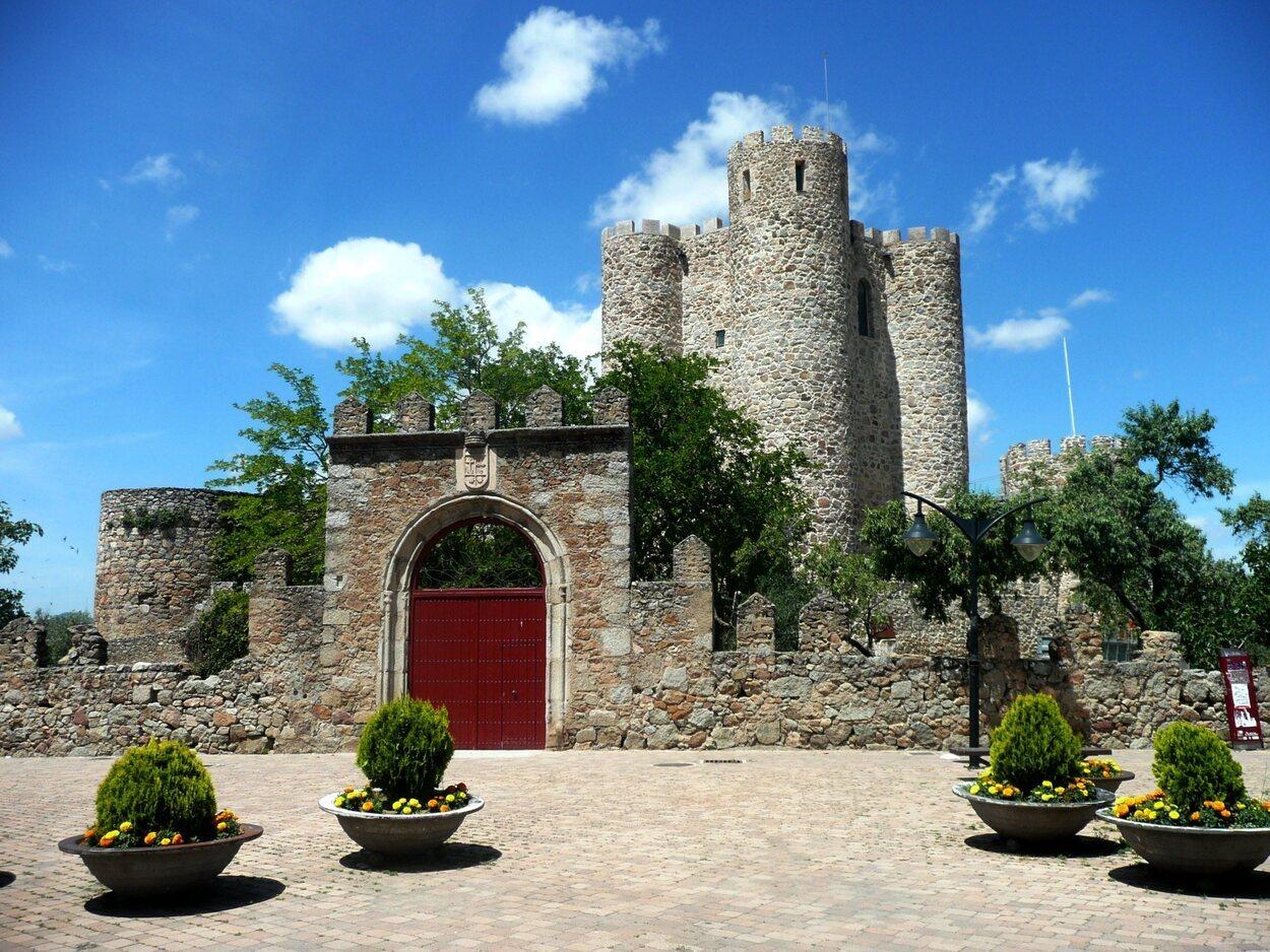 El Castillo de Coracera es uno de los mejor conservados de Madrid | Foto: Facebook