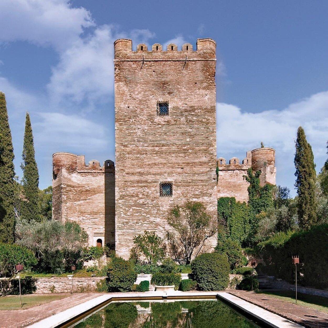 El Castillo de Batres es una de las fortalezas más bonitas