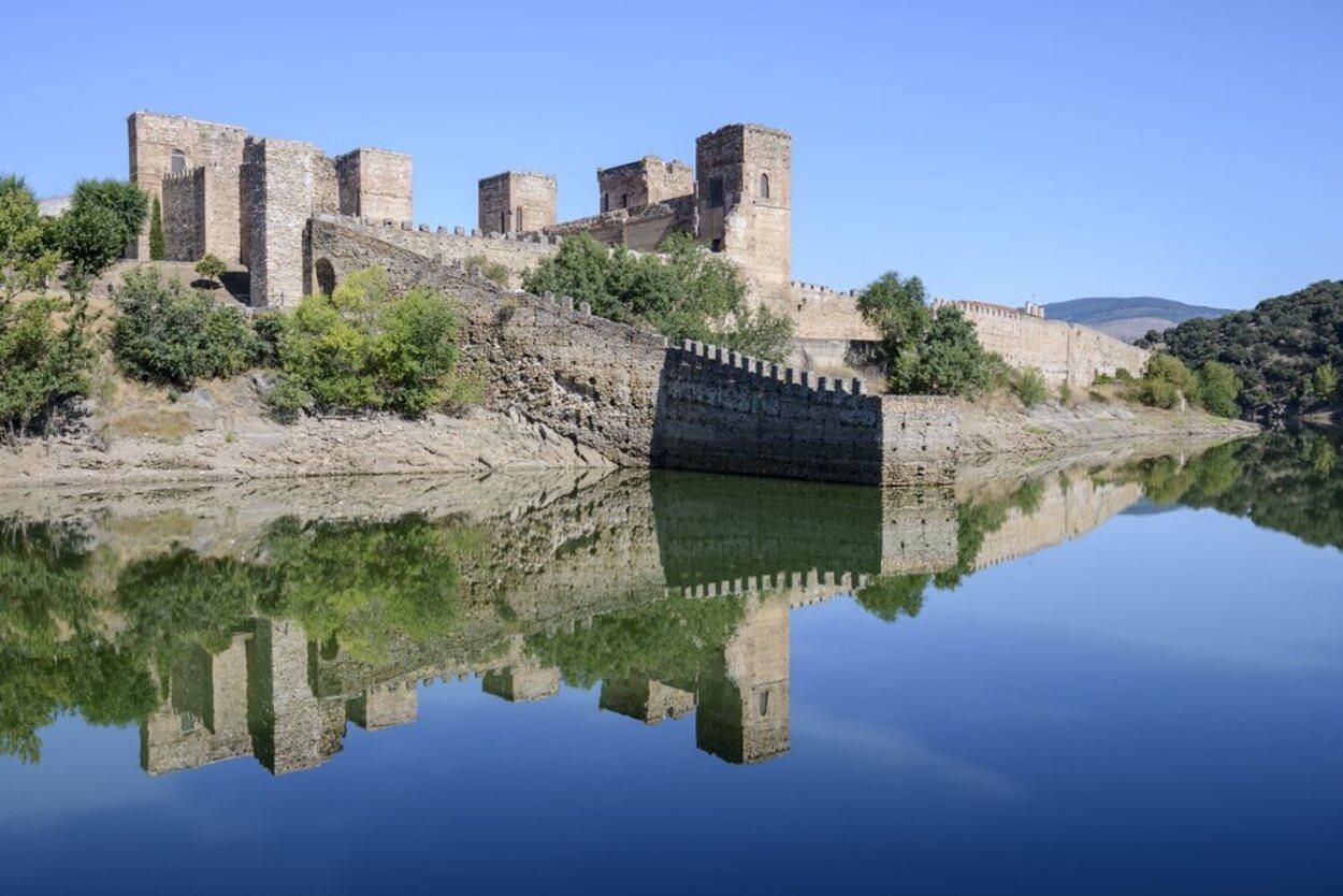 El Castillo de Buitrago de Lozoya es uno de los monumentos más destacados de la localidad