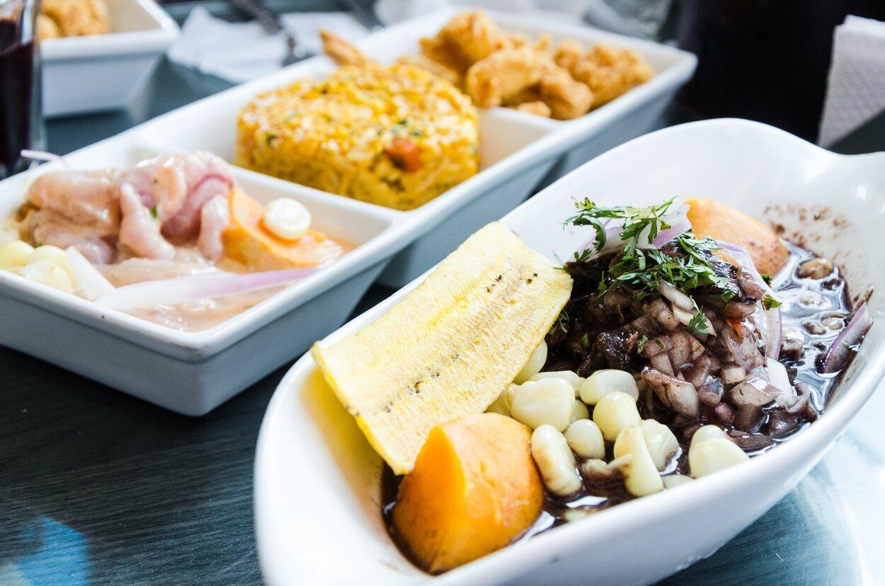 El Mercado 28 es una gran oportunidad para degustar la comida peruana