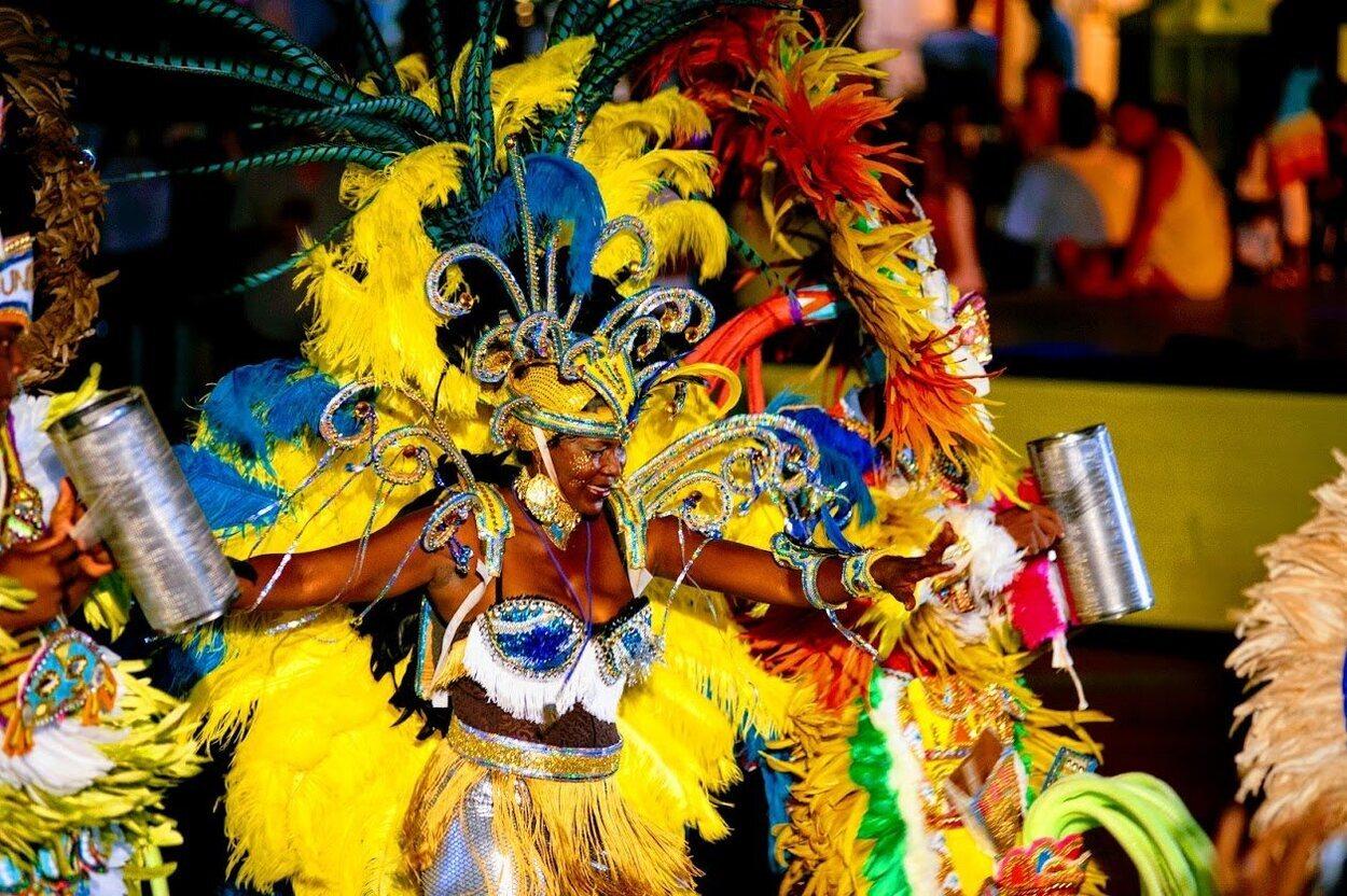 El Junkanoo Festival es el carnaval que se celebra en Nassau