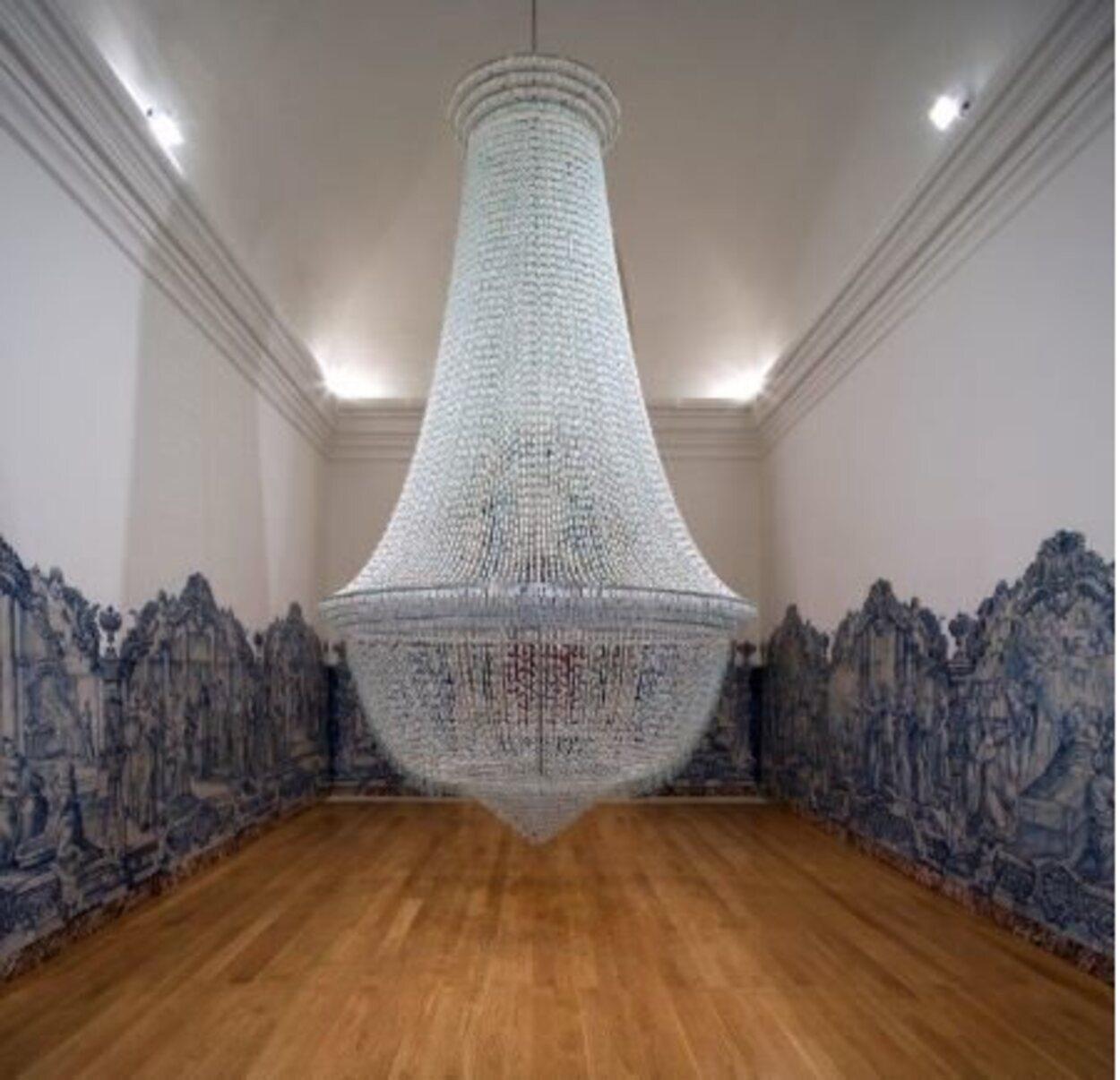 El Museo de Arte Contemporáneo de Elvás fue inaugurado en el año 2007