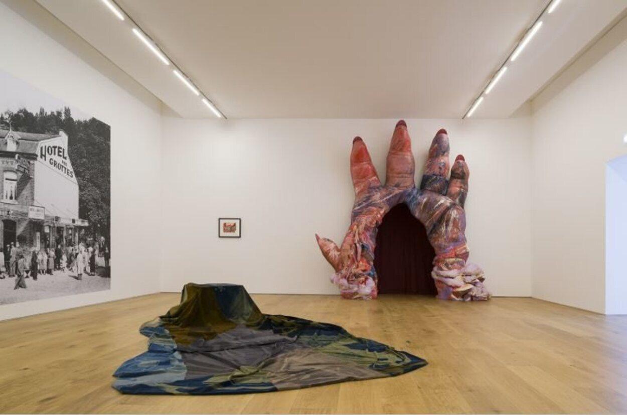 El Quetzal Art Central transmite el arte contemporáneo en 450 metros cuadrados