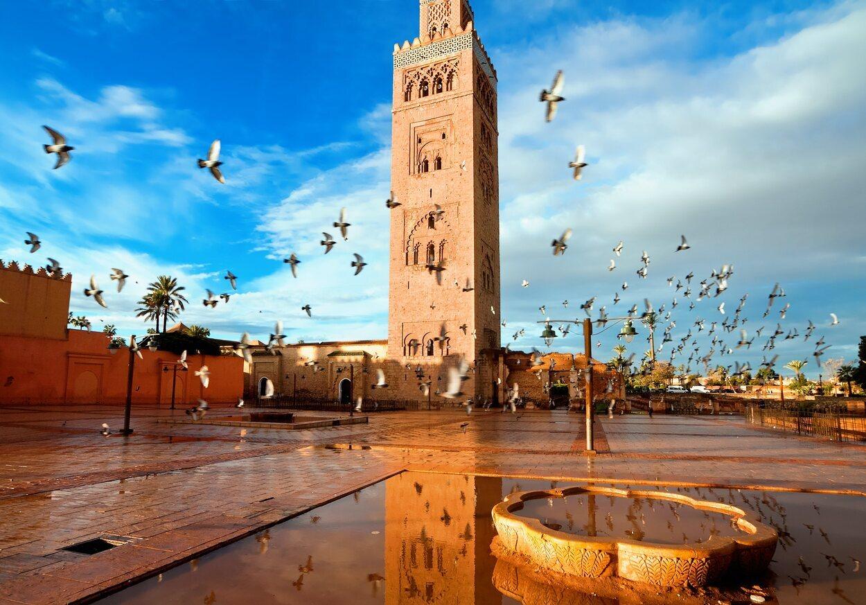 Marruecos es un gran destino y muy exótico