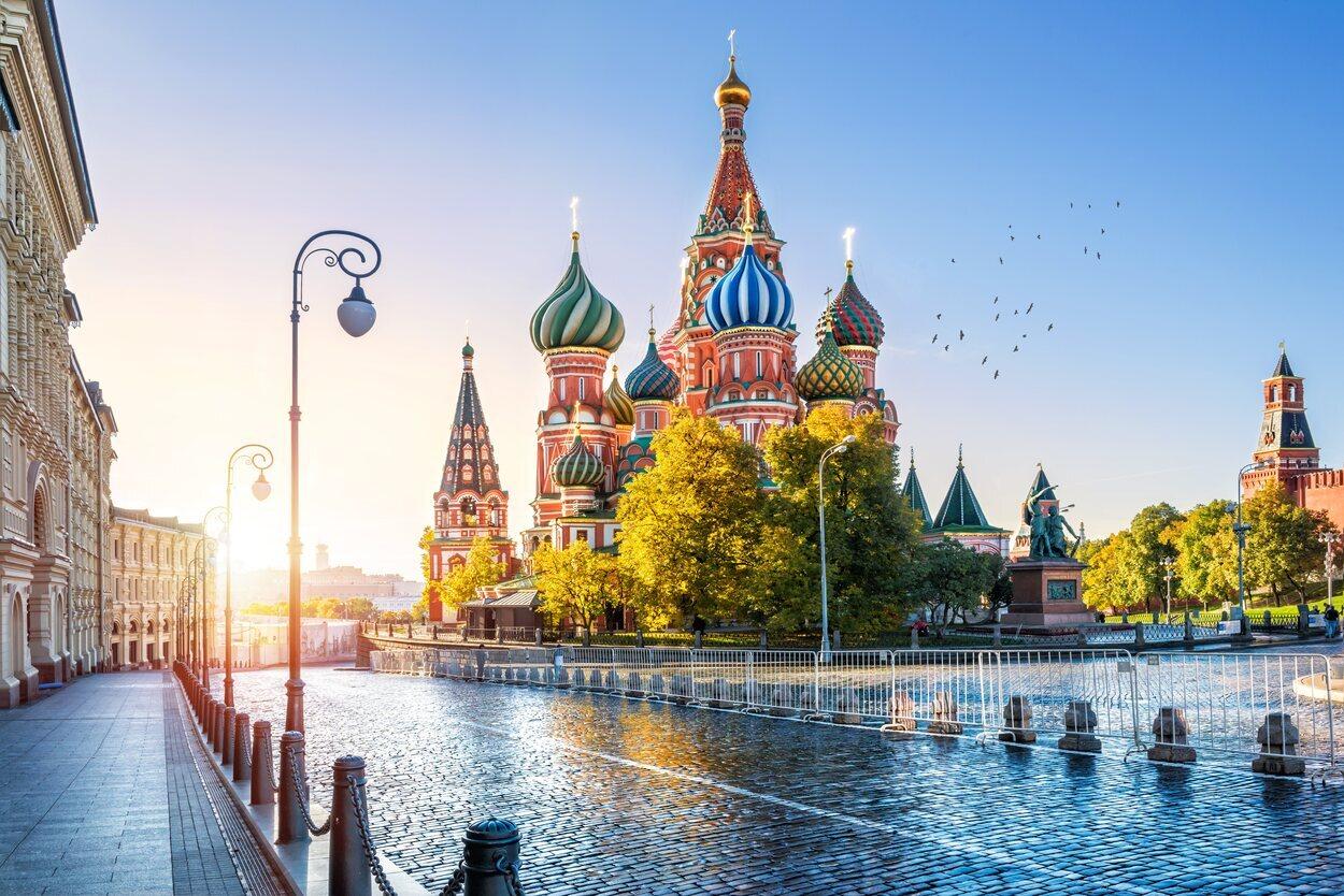 Su tradición e influencia asiática convierten a Rusia en un destino muy interesante
