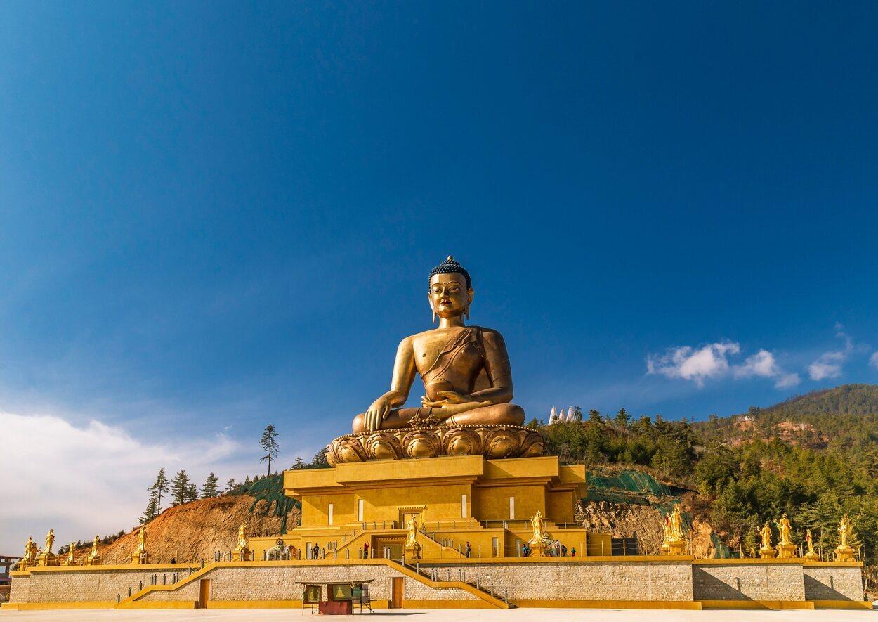 Bután es el único país del mundo ecológico