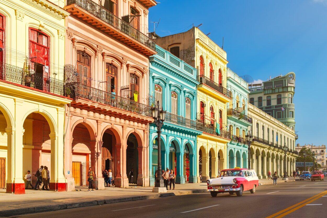 La cultura y los paisajes de Cuba son únicos en el mundo