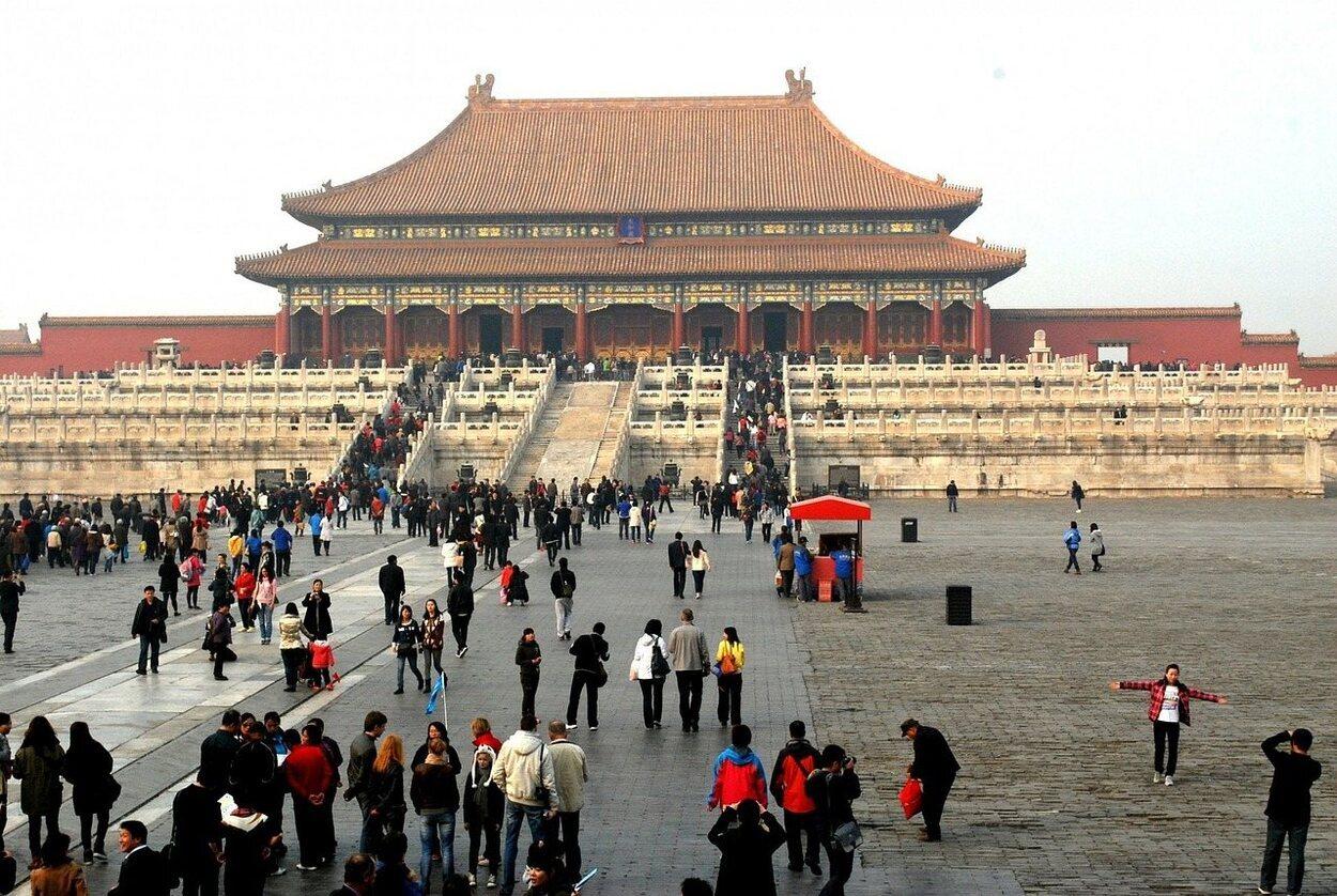 La Ciudad Prohibida de Pekin cumple 600 años   Foto: Pixabay