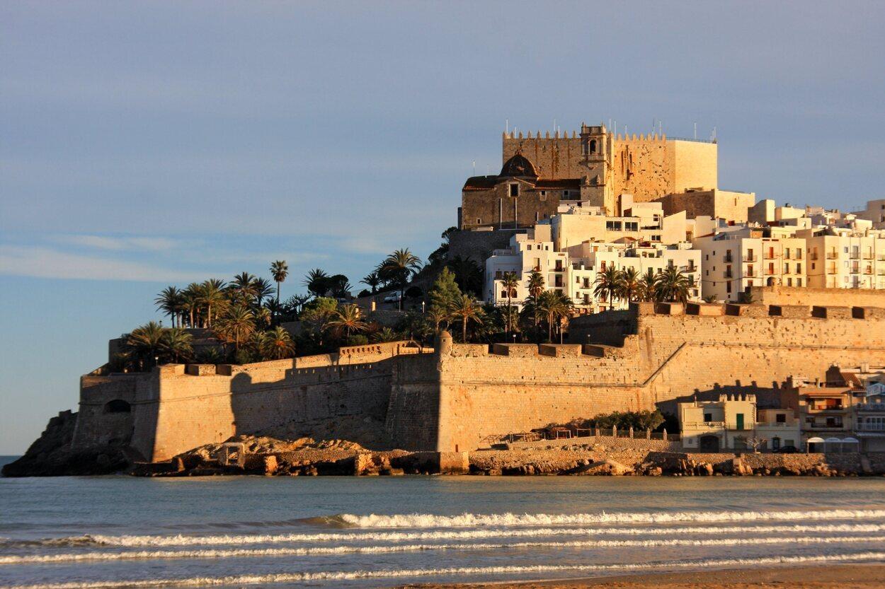 Es un castillo que tiene mucha historia