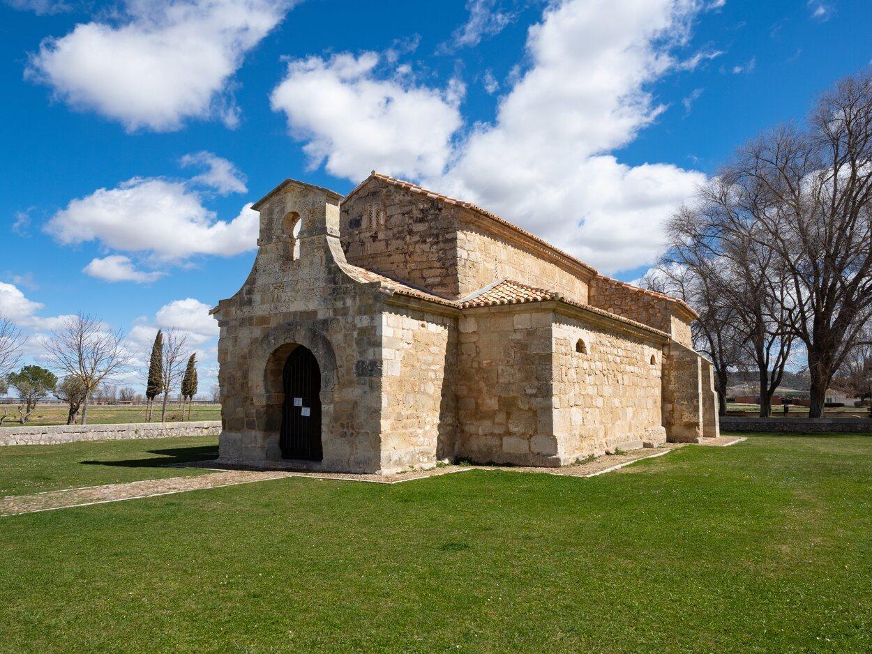 La ermita visigoda de San Juan de Baños data del año 661