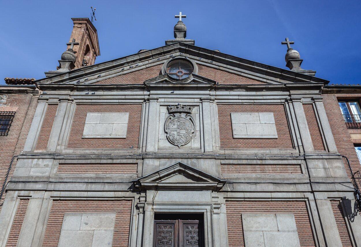 En este Monasterio se celebraron las primeras Cortes de Madrid en 1339