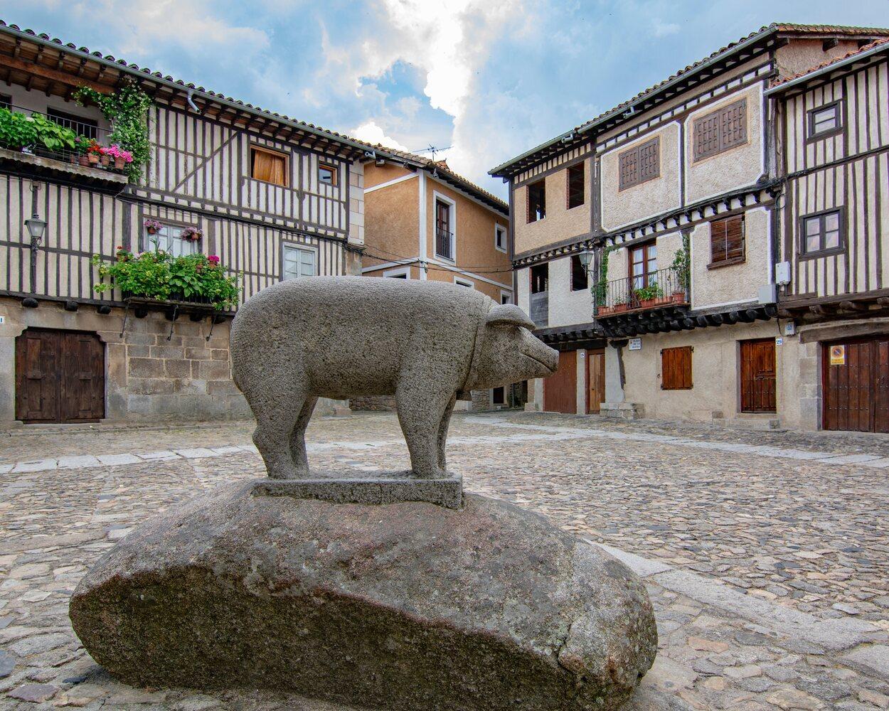 El famoso marrano de San Antón